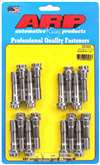 ARP Connecting Rod Bolt Kit - Pro Series - 7/16 in Bolt - 1.725 in Long - H-bolt - Carrillo - ARPL19 - Set of 16 # 200-6203
