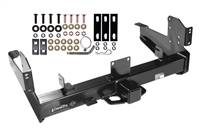 REESE Hitch Receiver - Class V - 18000 lb Max Gross Weight - Steel - Black Powder Coat - Dodge Fullsize Truck 2003-16 - Each # 45509