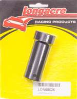 LONGACRE Lugnut Socket - Impact - 1/2 in Drive - Deep Well - 12 Point - Steel - Black Oxide - 1 in Lugnuts - Each # 52-68526
