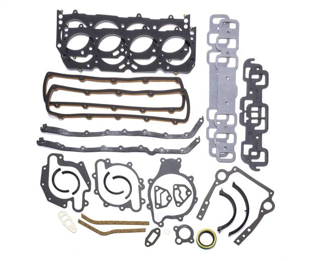 MR. GASKET Engine Gasket Set - Full - Premium - Oldsmobile V8 - Kit # 6112G