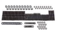 DART Cylinder Head Stud - LS Next - 1/2 in Studs - 12 Point Nuts - Chromoly - Black Oxide - GM LS-Series - Kit # 66130018B