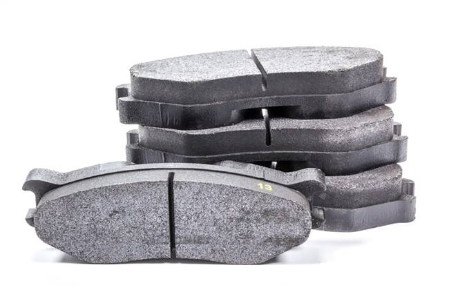 PERFORMANCE FRICTION Brake Pads - 13 Compound - All Temperatures - ZR34 Calipers - Set of 4 # 7905-13-25-44