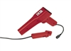 MSD IGNITION Timing Light - Self-Powered - Detachable Inductive Pickup - Plastic - Red - Each # 8991