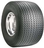 MICKEY THOMPSON Tire - Sportsman Pro - 28.0 x 12.5-15 - Bias-Ply - 1145 lb Max Load - DOT Approved - Black Sidewall - Each # 90000000208