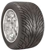 MICKEY THOMPSON Tire - Sportsman S/R - 26.0 x10.0R-15LT - Radial - H Speed Rated - 1075 lb Max Load - Directional - Black Sidewall - Each # 90000000231