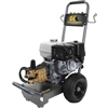 BE Pressure 4000 PSI Pressure Washer 13HP Honda GX Engine Comet ZWD Pump B4013HCS