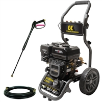 BE Pressure 3100 PSI (Gas - Cold Water) Pressure Washer BE317RAS