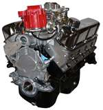 BLUEPRINT ENGINES Crate Engine - Base Dressed Engine - 347 Cubic Inch - 415 HP - Small Block Ford - Each # BP3474CTC
