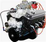 BLUEPRINT ENGINES Crate Engine - Dressed Engine - 383 Cubic Inch - 420 HP - Small Block Chevy - Each # BP3833CTC1