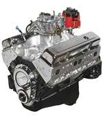 BLUEPRINT ENGINES Crate Engine - Dressed Small Block Engine - 396 Cubic Inch - 491 HP - Small Block Chevy - Each # BP3961CTC