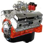 BLUEPRINT ENGINES Crate Engine - Base Dressed Engine - 400 Cubic Inch - 460 HP - Small Block Chevy - Each # BP4001CTC1
