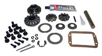 Crown Automotive Crown Jeep Differential Gear Kit Multi Colors (Dana 30 Differential Gear Kit;Includes Differential Gear Set, Ring Gear Bolts, Disconnect Housing Gasket, Disconnect Housing Bolts, and RTV) # 5252591