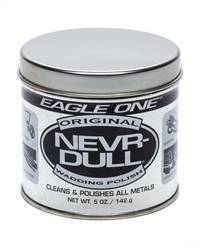 ATP Chemicals & Supplies Metal Polish - Eagle One Nevr-Dull Wadding Polish - 5.00 oz - Each # E11035605