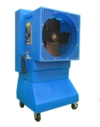 "Ventamatic MaxxAir Evaporative�Cooler, 18"" Direct Drive, Variable Speed, 2,600 CFM # EC18DVS"