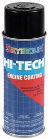 SEYMOUR PAINT Paint - HI TECH ENGINE - High Temperature - Alkyd Enamel - GM Black - 16.00 oz Aerosol - Each # EN-42