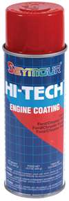 SEYMOUR PAINT Paint - HI TECH ENGINE - High Temperature - Alkyd Enamel - Ford / Chrysler Red - 16.00 oz Aerosol - Each # EN-44