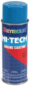SEYMOUR PAINT Paint - HI TECH ENGINE - High Temperature - Alkyd Enamel - Ford Blue - 16.00 oz Aerosol - Each # EN-46