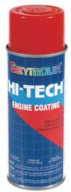 SEYMOUR PAINT Paint - HI TECH ENGINE - High Temperature - Alkyd Enamel - Chevy Orange - 16.00 oz Aerosol - Each # EN-48