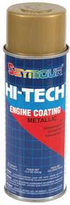 SEYMOUR PAINT Paint - HI TECH ENGINE - High Temperature - Alkyd Enamel - Gold - 16.00 oz Aerosol - Each # EN-50