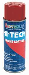 SEYMOUR PAINT Paint - HI TECH ENGINE - High Temperature - Alkyd Enamel - GM Red - 16.00 oz Aerosol - Each # EN-59