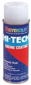 SEYMOUR PAINT Paint - HI TECH ENGINE - High Temperature - Alkyd Enamel - Gloss Clear - 16.00 oz Aerosol - Each # EN-70