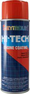 SEYMOUR PAINT Paint - HI TECH ENGINE - High Temperature - Alkyd Enamel - Hemi Orange - 16.00 oz Aerosol - Each # EN-76