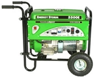 Energy Storm by Lifan Portable Generator ES5500