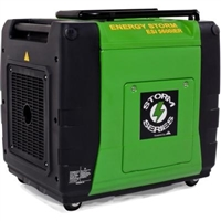 Lifan Energy Storm 5,500-Watt 389cc Gasoline Powered Electric Start Inverter Generator with Remote Start-CARB