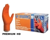 AMMEX GloveWorks, Powder Free Latex Gloves - extra large