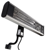 Ventamatic HeTR 1500 Watt Wall Mount Patio Heater, Outdoor Rated # H1016