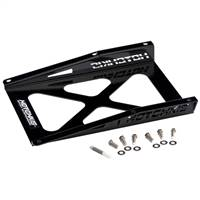 HOTCHKIS PERFORMANCE Chassis Brace - X Brace - Hardware Included - Steel - Black Powder Coat - Convertible - GM F-Body 1967-69 - Each # 1404