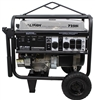 Lifan Platinum Series 7,250-Watt 388cc 13 MHP Gasoline Powered THD Clean Sine Wave Power Portable Generator LF7250iPL