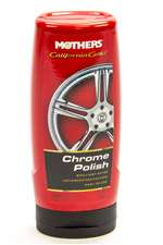 MOTHERS Metal Polish - California Gold Chrome Polish - 12.00 oz Bottle - Each # 5212