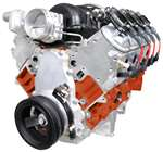BLUEPRINT ENGINES Crate Engine - Dressed Fuel Injected Drop-In - 427 Cubic Inch - 625 HP - GM LS-Series - Each # PSLS4272CTF