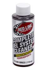 REDLINE OIL Fuel Additive - Complete Fuel System Cleaner - Powersports - 4.00 oz - Each # RED60102