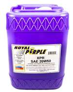 ROYAL PURPLE Motor Oil - Extreme Performance Racing - 20W50 - Synthetic - 5 gal - Each # 5051