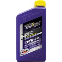 ROYAL PURPLE LTD Royal Purple HPS 10W-40 High Performance Street Synthetic Motor Oil with Synerlec - 1 Quart Bottle # 31140