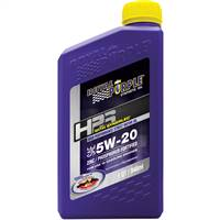 ROYAL PURPLE LTD Royal Purple HPS 5W-20 High Performance Street Synthetic Motor Oil with Synerlec - 1 Quart Bottle # 31520