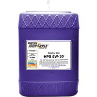 ROYAL PURPLE LTD Royal Purple HPS 5W-30 High Performance Street Synthetic Motor Oil with Synerlec - 5 Gallon Pail # 35530