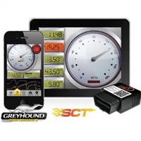 SCT LLC ITSX Digital Programmer BlueTooth Capable  Works Gas & Diesel All Years and Makes # 4015