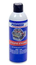 PIONEER Paint - Engine - High Temperature - Enamel - Ford Dark Blue - 11.00 oz Aerosol - Each # T-17-A