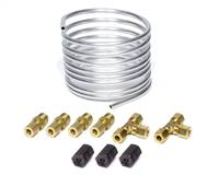 SAFETY SYSTEMS Fire Suppression Tubing - Steel - Discharge Nozzles / Fittings - Firebottle 10 lb Bottle System - Kit # TK10