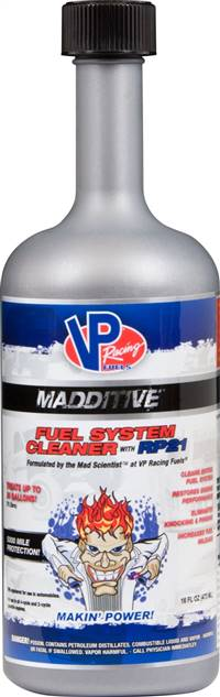 VP FUEL CONTAINERS Fuel Additive - Fuel System Cleaner - 16.00 oz - Gas - Each # VPF2805