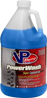 VP FUEL CONTAINERS Car Wash Soap - PowerWash - Concentrate - 1 gal Bottle - Each # VPFM10011