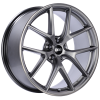 BBS CI-R 20x9 5x120 ET25 Platinum Silver Polished Rim Protector Wheel -82mm PFS/Clip Required # CI0202PSPO