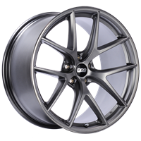 BBS CI-R 20x10.5 5x120 ET35 Platinum Silver Polished Rim Protector Wheel -82mm PFS/Clip Required # CI0402PSPO