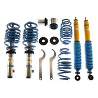 Bilstein B16 2009 Audi A4 Quattro Avant Front and Rear Performance Suspension System # 48-147231