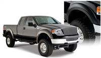 Bushwacker 04-08 Ford F-150 Styleside Extend-A-Fender Style Flares 4pc 66.0/78.0/96.0in Bed - Black # 20915-02