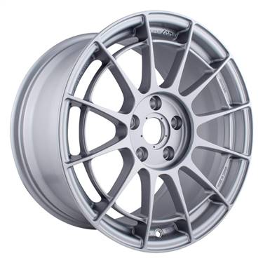 Enkei NT03RR 17x9 5x114.3 45mm Offset 75mm Bore - Silver Paint Wheel # 512-790-6545SP