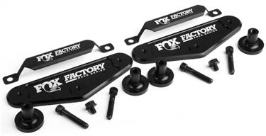 Fox Ford Raptor 3.0 Factory Series 12.27in External QAB P/B Reservoir Rear Shock Set - Blk # 883-09-141